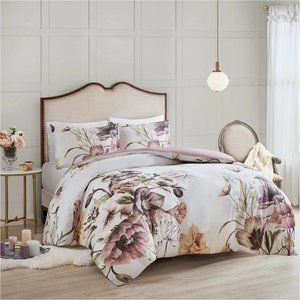 Madison Park 3 Piece Duvet Cover King/CA NEW